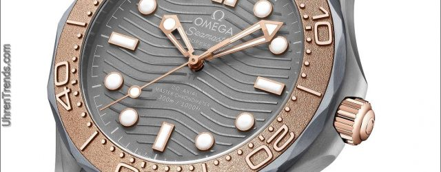 Omega Seamaster Taucher 300M Titan Tantal Limited Edition