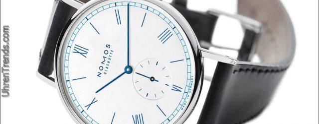 Nomos Ludwig Limited Edition Uhr für zeitlose Luxusuhren
