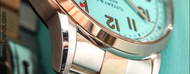 Erleben Sie die Tiffany & Co. Watch Workshop, um eine CT60 Uhr zu personalisieren