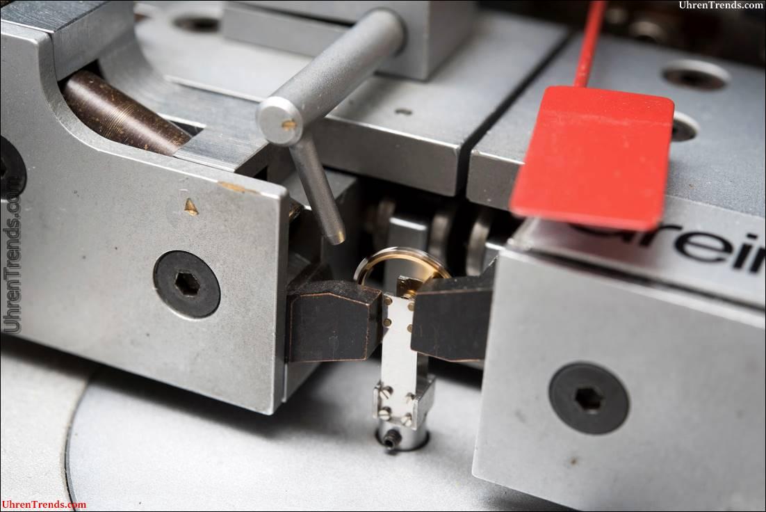 Fünf Dinge, die H. Moser & Cie. Inhouse wie wenige andere Uhrmacher tun