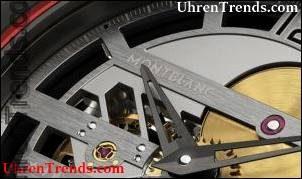 Montblanc TimeWalker Pythagore Ultraleichte Konzeptuhr