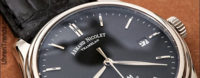 Armand Nicolet O.H.M L15 Watch Review