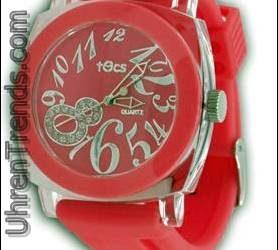 Oprah unterstützt Ugly Tocs Uhren