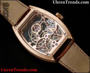 Franck Muller Giga Tourbillon Uhren Hands-On