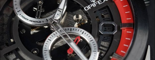 Opifex Venture Watch