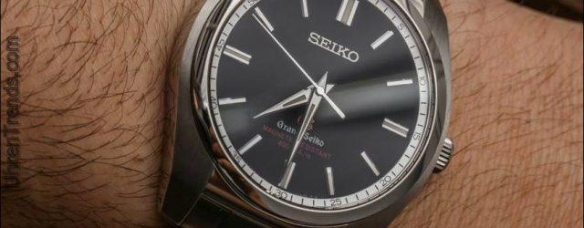Grand Seiko SBGX093 Quarzuhr Bewertung