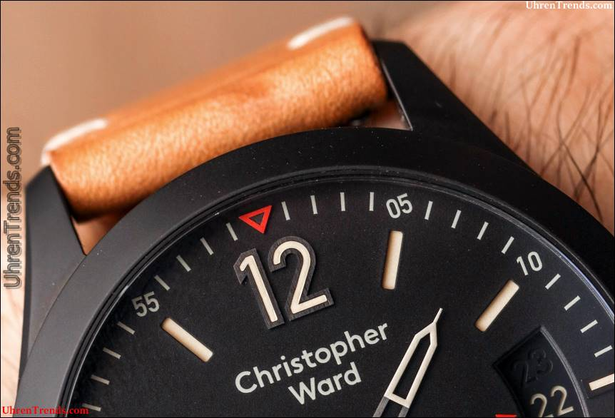 Christopher Ward C8 Gangreserve Chronometer Watch Review