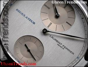Laurent Ferrier Galet Regulateur Uhr