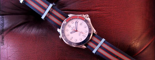 """Omega Seamaster Diver 300M """"Commander Watch"""" Giveaway von Luxe Uhren"""