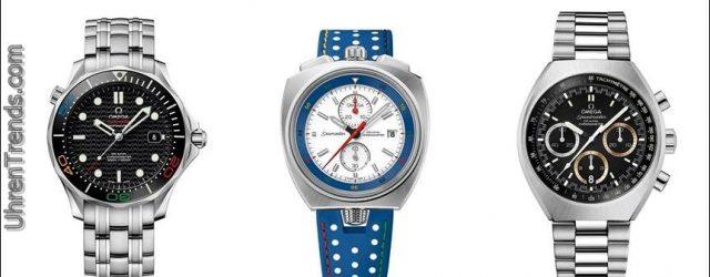 Omega Olympische Spiele Uhren & Historische Ausstellung in Santa Clara bei CH Premier