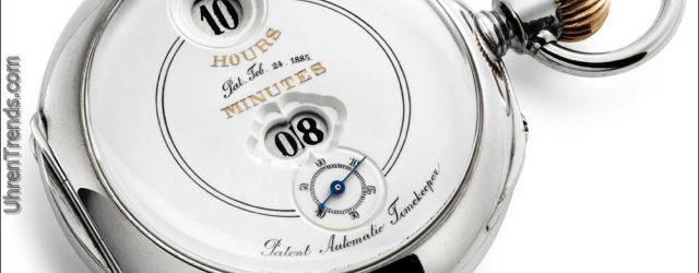 IWC Tribut an Pallweber Edition '150 Jahre' Uhr