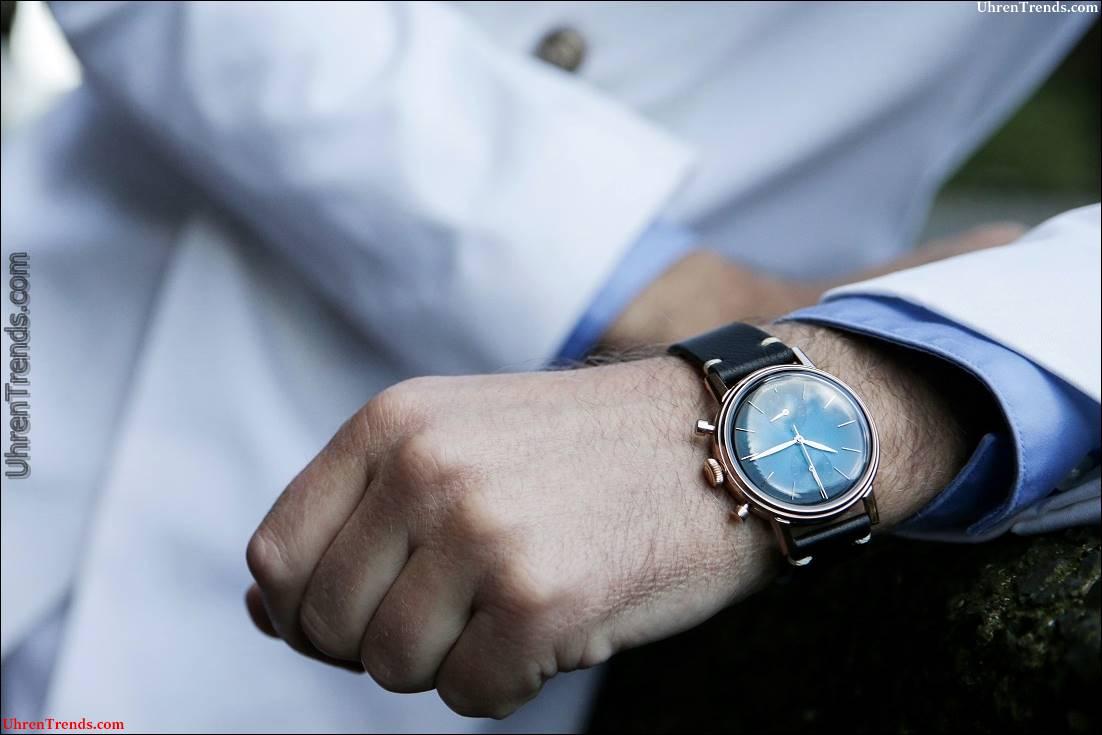 Rückgängig Mystique Chronograph Uhren