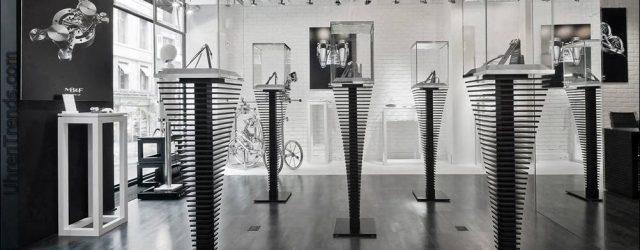 MB & F M.A.D Galerie in Genf beraubt