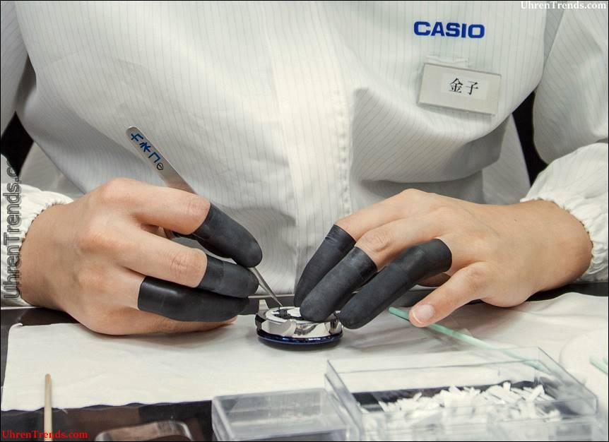 """""""Cool & Fun"""" Made in Japan: Ein Besuch bei Casio G-Shock Watch Headquarters"""