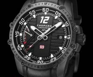 Chopard Superschnell Power Control Porsche 919 HF Edition Uhr