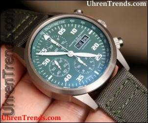 Maurice De Mauriac Chronograph Moderne Defender Watch Review