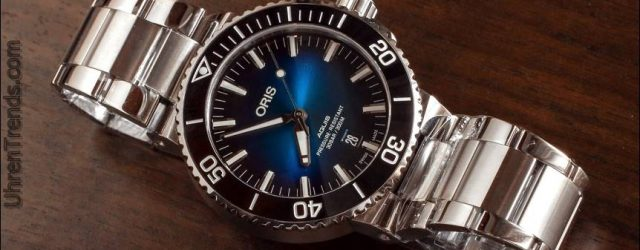 Oris Aquis Clipperton Limited Edition Uhr Hands-On