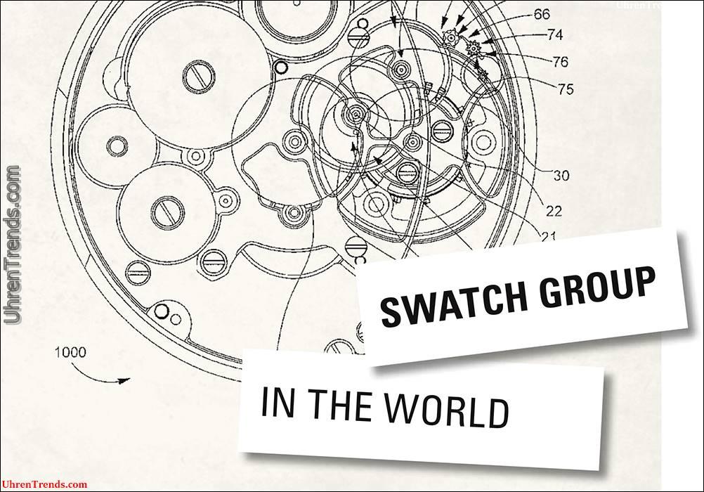 Swatch Group Halbjahresbericht: Kostenreduktion und Reorganisation in Erwartung des erwarteten Verkaufsrückgangs