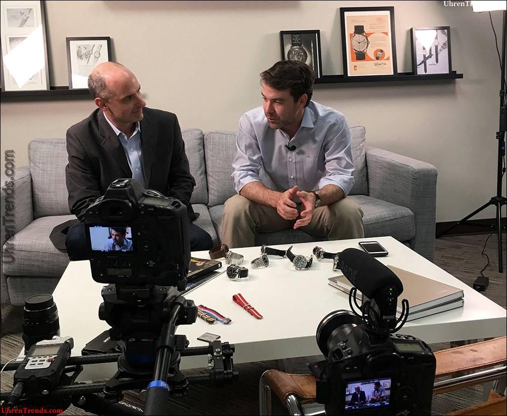Video Interview mit Crown & Caliber Gründer Hamilton Powell