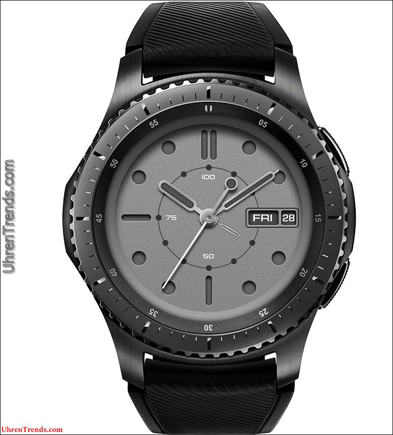Samsung Gear S3 Uhr Dial Design Wettbewerb Gewinner