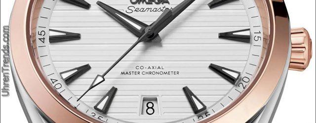 Omega Seamaster Aqua Terra Master Chronometer Uhren für 2017