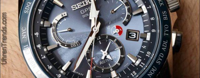 Seiko Astron GPS Solar Dual Time Uhr Bewertung