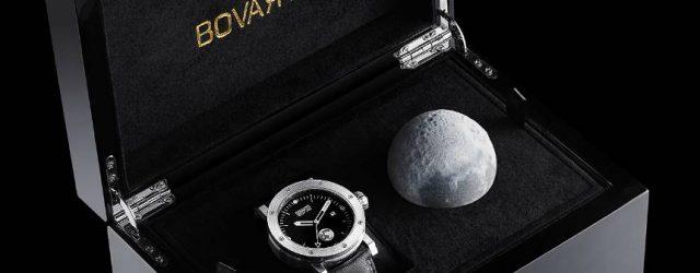 Bovarro: Luxus Schweizer Uhren inspiriert von der Apollo 11 Mondmission von 1969