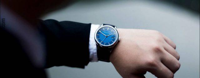 Kleider A65 Dress Watch mit anpassbaren Rotoren