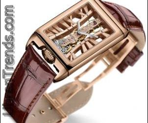 Corum Golden Bridge Rechteck Uhr