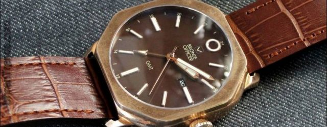 MoVas Bronze Offizier Watch Review