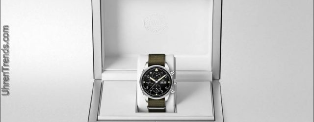 IWC Fliegeruhr Chronograph Online Boutique Edition