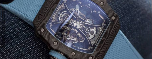 Richard Mille RM53-01 Tourbillon Pablo Mac Donough Uhr Hands-On
