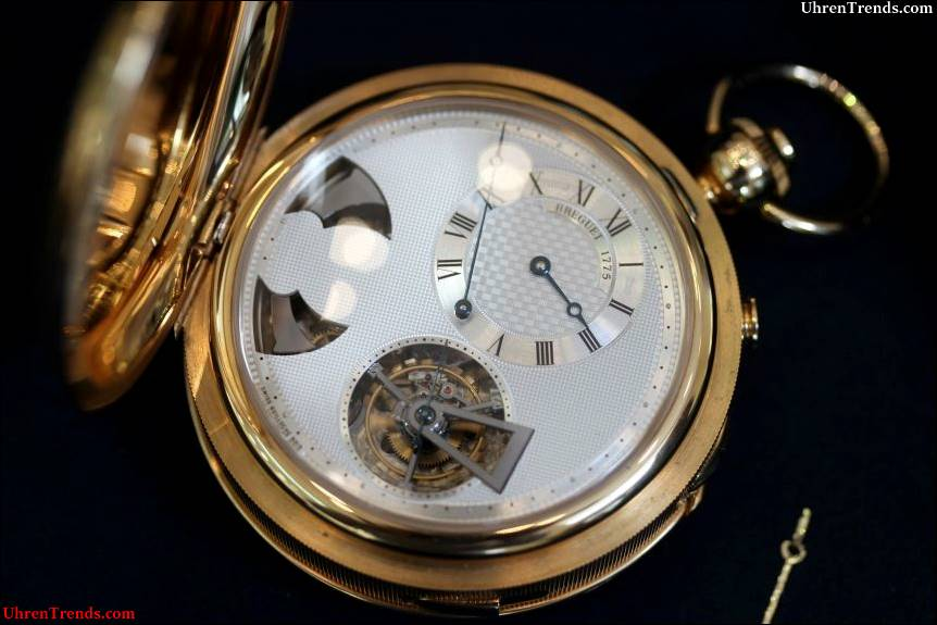 Breguet Classique Komplikationen 1907, Million-Dollar-Taschenuhr Exclusive Hands-On