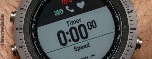 Garmin Fenix Chronos Smartwatch Überprüfung