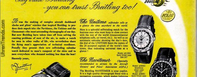 Georges Kern über was man von Breitling in den kommenden Jahren erwarten kann