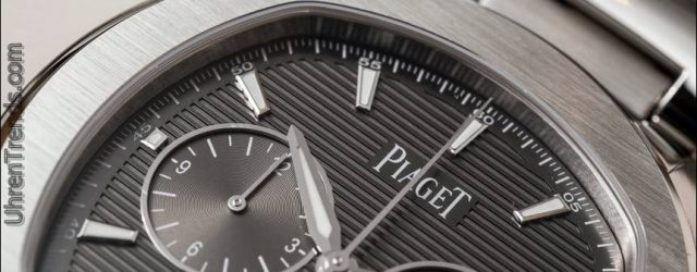 Piaget Polo S Chronograph Uhr Hands-On