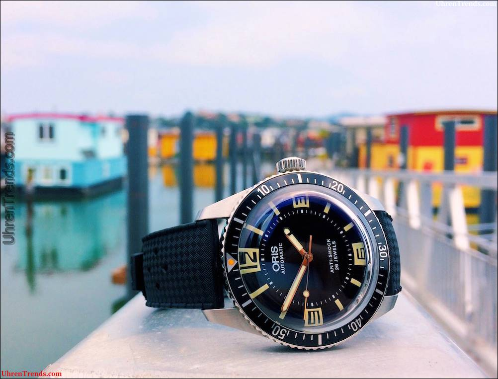 Oris Divers Sixty-Five Topper Edition Watch Review