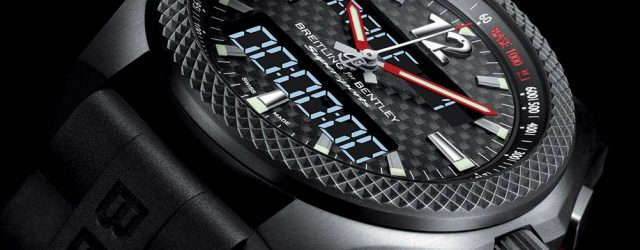 Breitling Bentley Supersport B55 Uhr