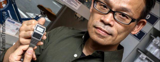 Ein Nachmittag in Tokio mit dem Mann, der Casio G-Shock Uhren entwirft