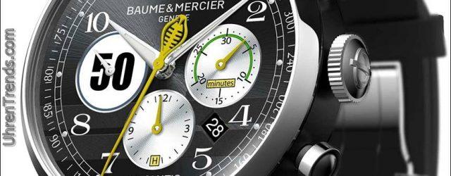 Baume & Mercier 'Legendärer Fahrer' Capeland Shelby Cobra Limited Edition Uhren