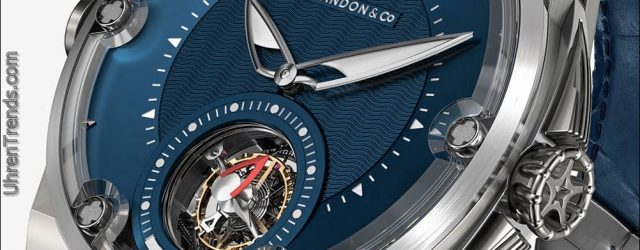 Montandon Windward TMA01 V1 Uhr