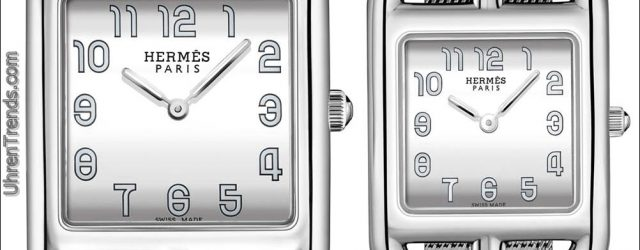 Hermès Cape Cod Watch Collection fügt neue Modelle hinzu
