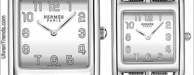 Hermès Cape Cod Watch Collection fügt neue Modelle hinzu