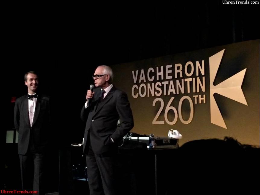 Vacheron Constantin feiert 260. Jahrestag mit Cocktail Soirée in NYC