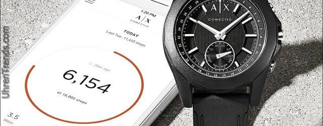 Armani Exchange AX Verbundene Uhr