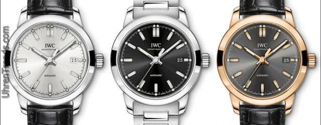 IWC Ingenieur Collection um vier neue Modelle erweitert