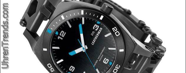 Leatherman Tread Tempo Multi-Tool Uhr und Armband