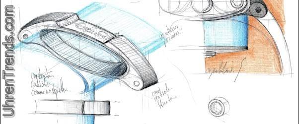 Interview mit Uhr Designer Eric Giroud