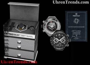 TAG Heuer markiert 1.000. COSC-Certified Tourbillon Bewegung mit eBay Auktion einschließlich neue modulare Smartwatch