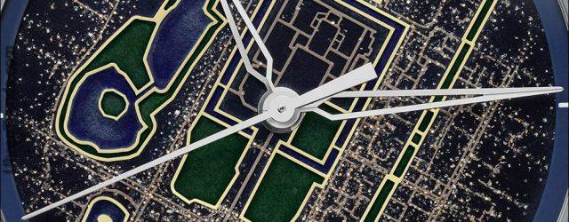 Vacheron Constantin Métiers D'Art Villes Lumières Beijing Watch